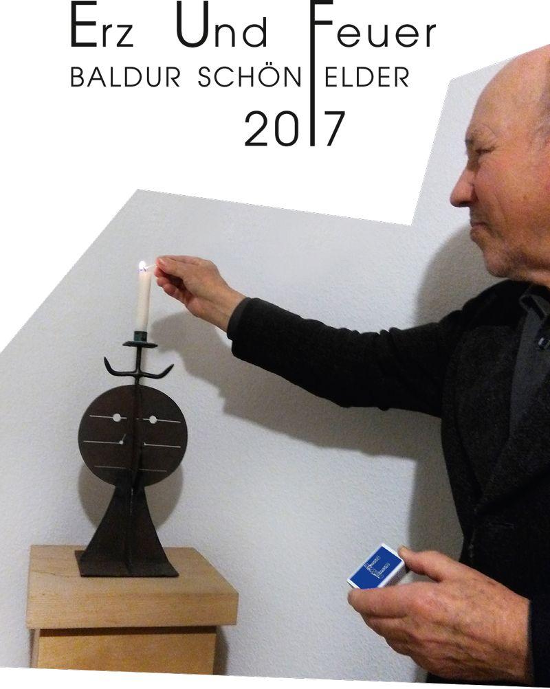 Bild Erz und Feuer - Baldur Schönfelder
