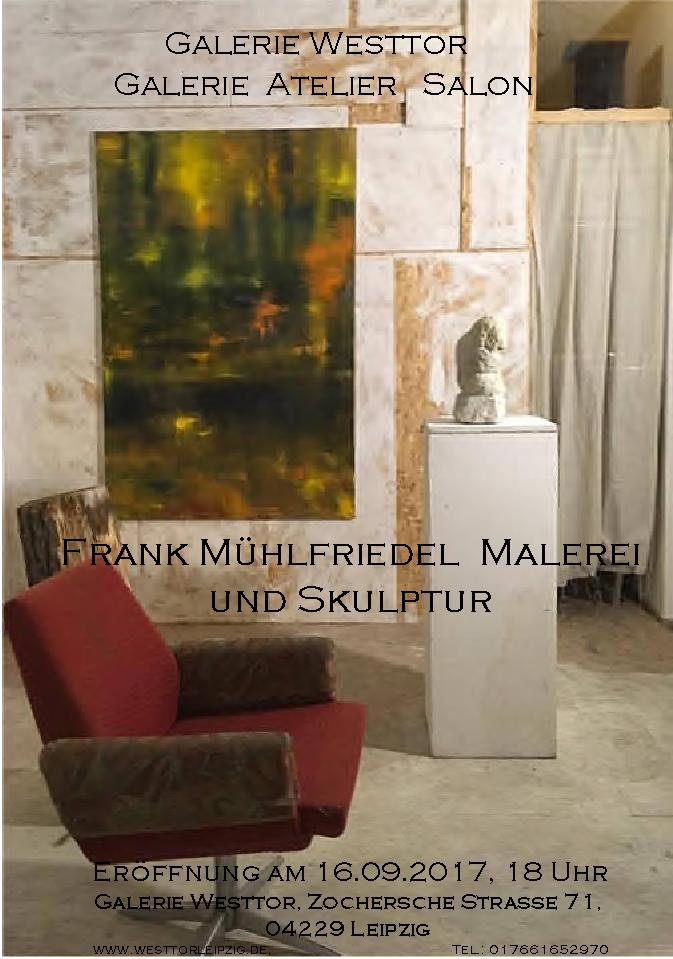 Bild Mühlfriedel - Malerei und Skulptur